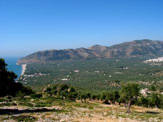 Монте-Гаргано, Фоджа