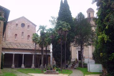 Монастырь Трех источников, Рим