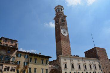 Lamberti Tower, Verona