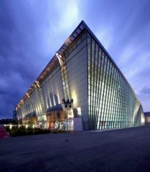 Torino Exhibition and Convention Centre (Lingotto Fiere)