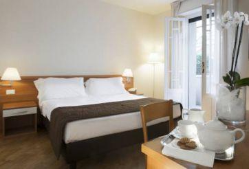 Классический двухместный номер с 1 кроватью или 2 отдельными кроватями