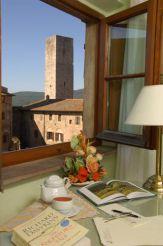 Bank property in San Gimignano mortgage