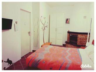 Двухместный номер с 1 кроватью и видом на сад