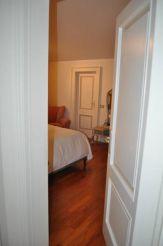 Двухместный номер Делюкс с 1 кроватью, балконом и собственной ванной комнатой