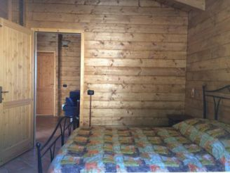 Шале с двумя спальнями