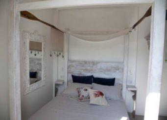 Двухместный номер с 1 кроватью и балконом