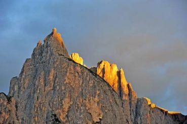 Полулюкс с видом на горы