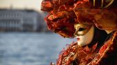Venice Carnival: the world of nature and fairy tales in costumes and masks