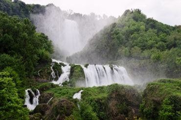 Marmore's Falls, Terni